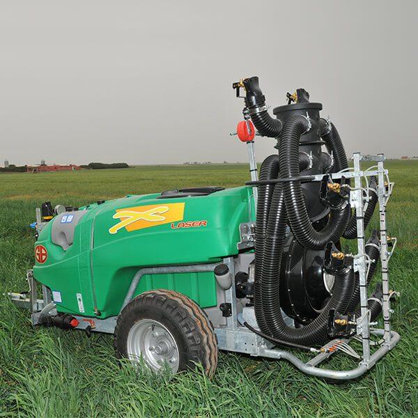 Atomiseurs à vigne turbo teuton