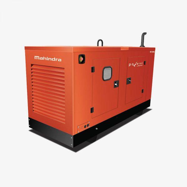 Groupes électrogènes Mahindra Powerol